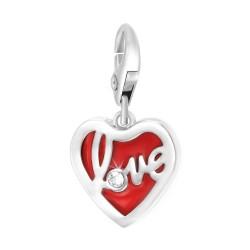 Charm love dans coeur BR01...