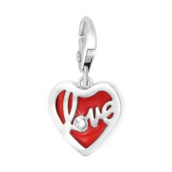 Charm love in BR01 heart...
