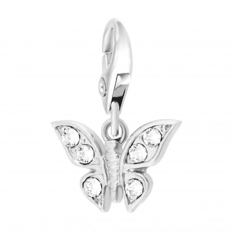 Charm Papillon So Charm made with Crystal from Swarovski