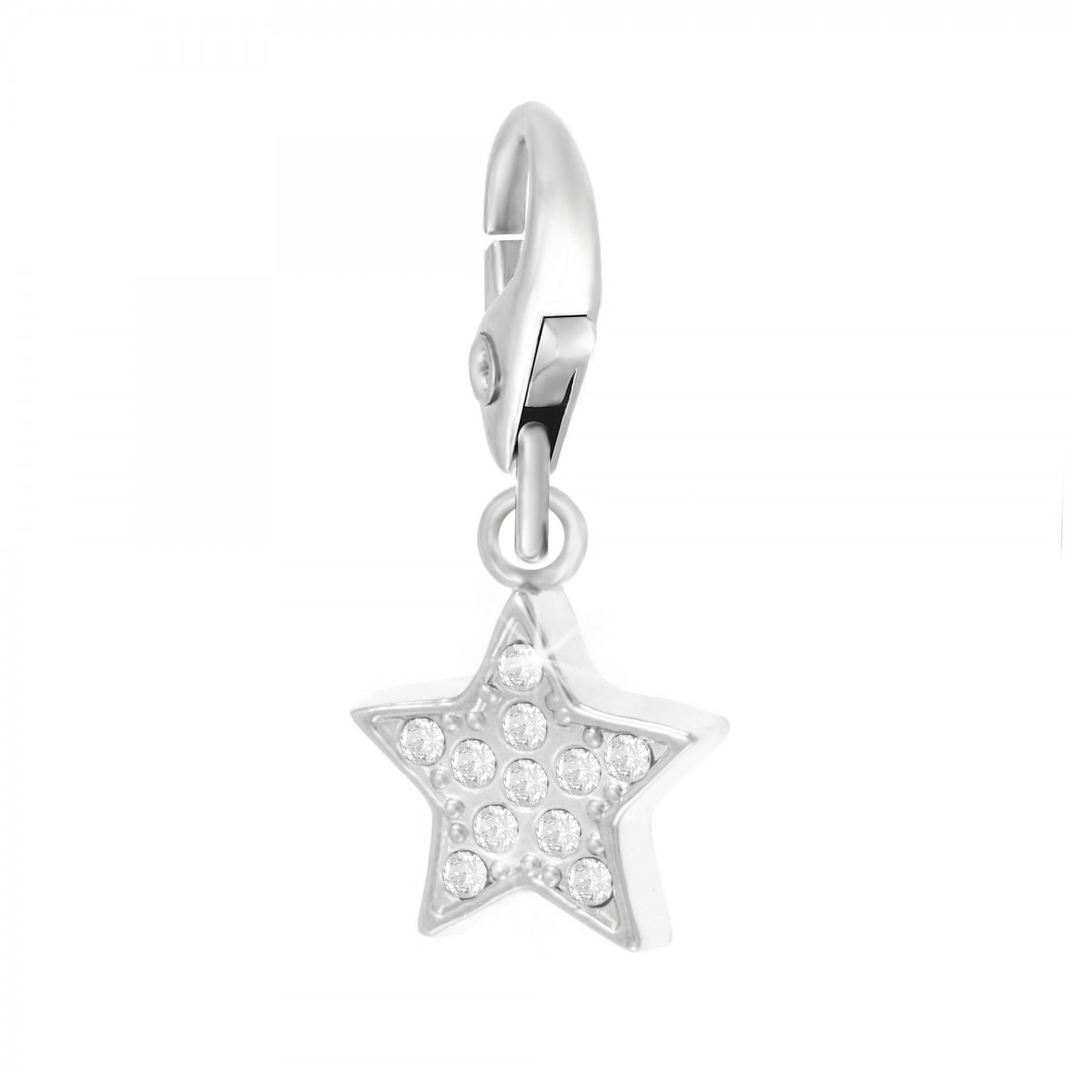 Charm étoile So Charm made with Crystal from Swarovski
