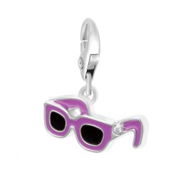 BR01 Glasses Charm...