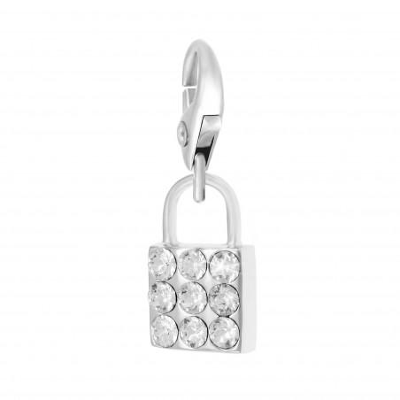 Charm cadenas So Charm made with Crystal from Swarovski