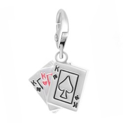 BR01 King's Poker Charm