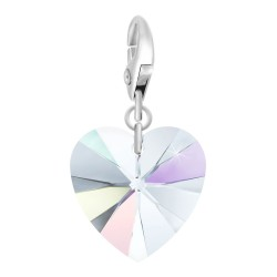 Iridescent heart SoCharm...