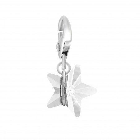 Charm étoile made with Crystal from Swarovski par So Charm