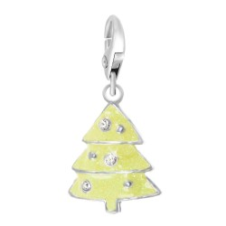 BR01 Yellow Fir Charm with...