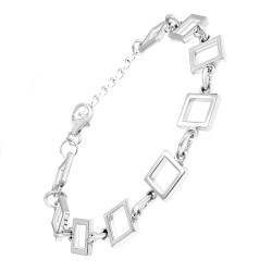 Bracelet Carré Porte-Charms...