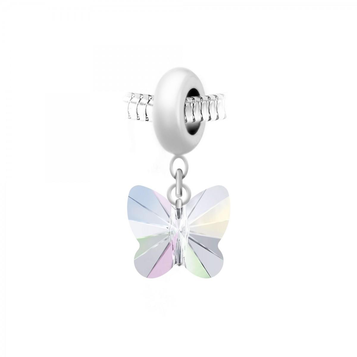 charm pandora papillon