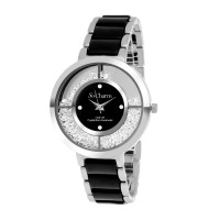 Montre luxe So Charm made with crystal from Swarovski
