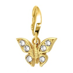 BR01 Butterfly Charm...