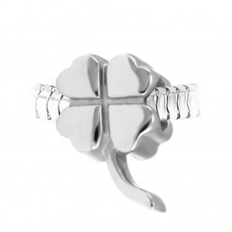 Charm perle trèfle par So Charm