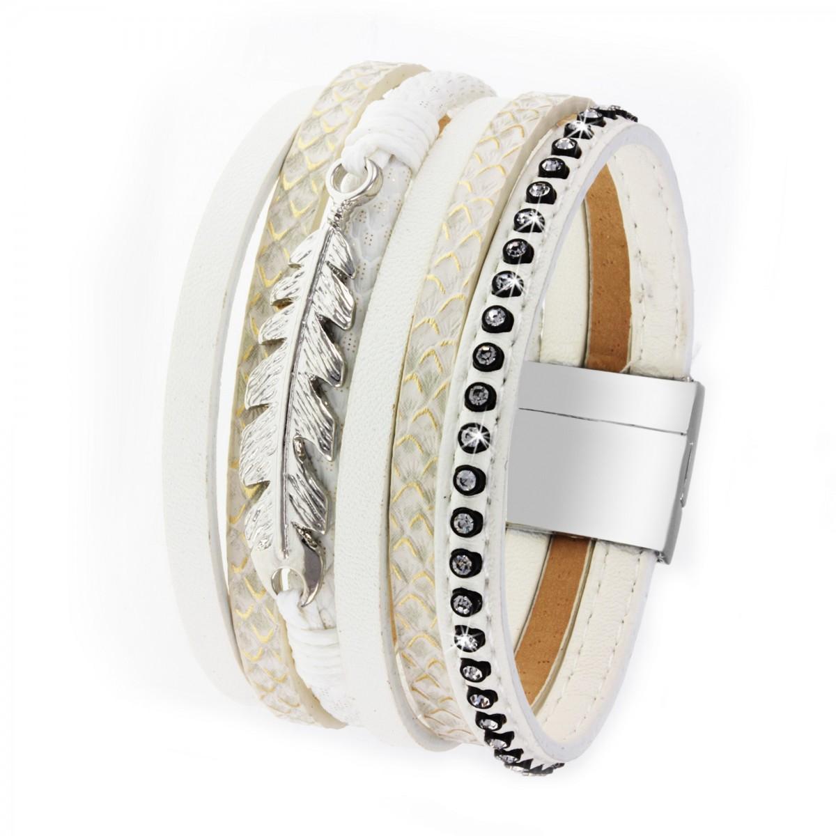 Bracelet manchette mode par So Charm