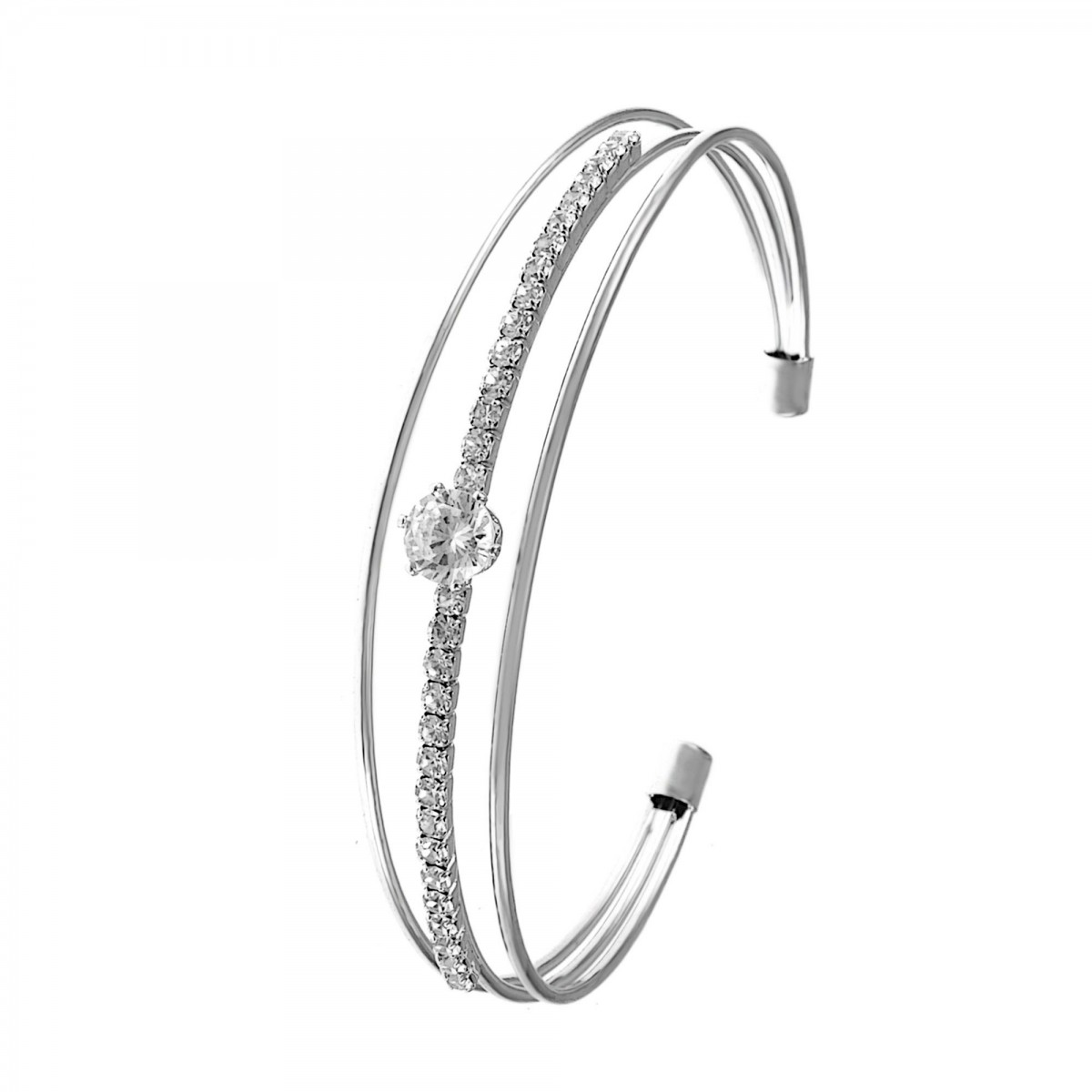 Bracelet mode So Charm made with crystal from Swarovski