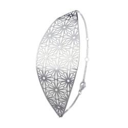 Silver filigree bracelet by...