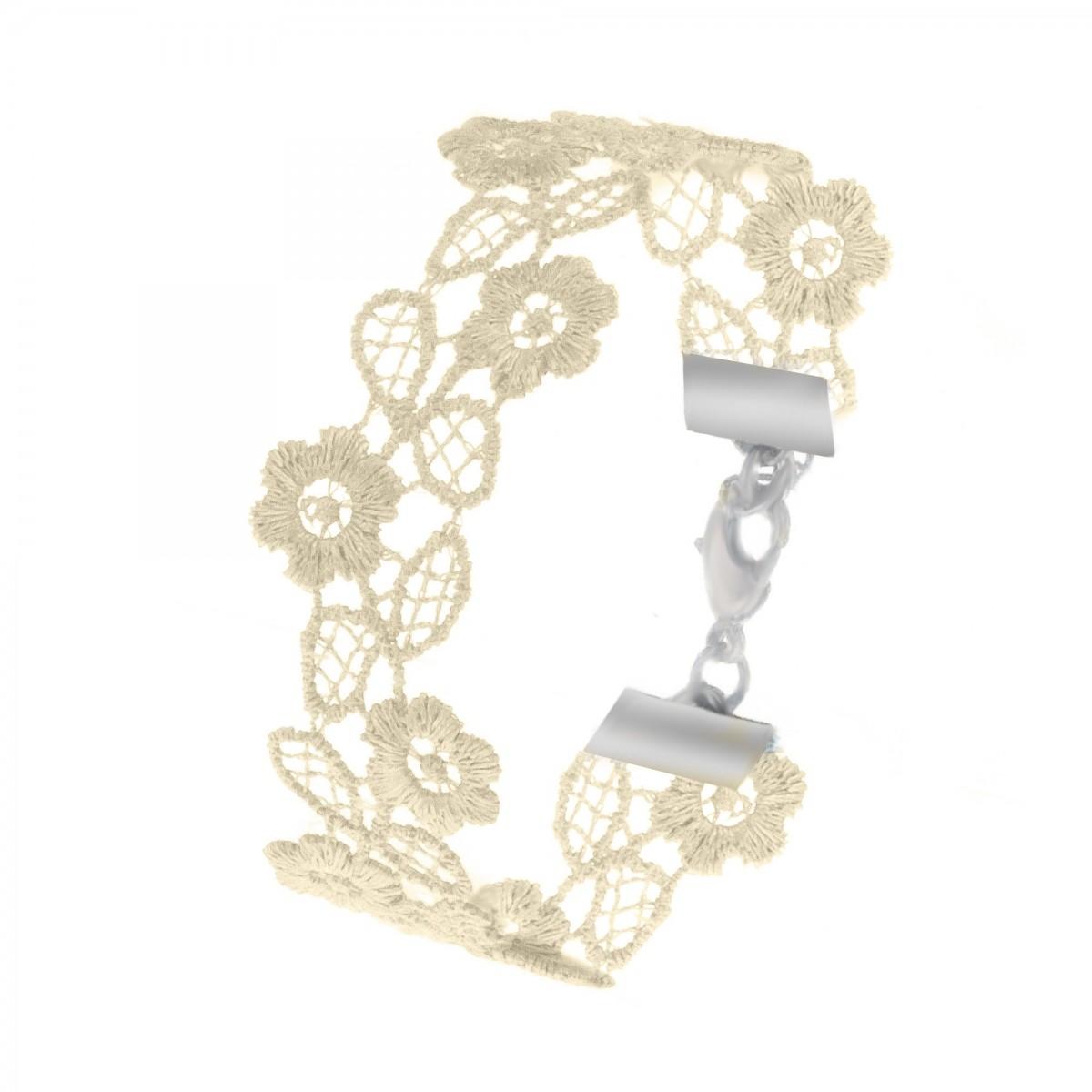 Bracelet parfumable en dentelle So Charm