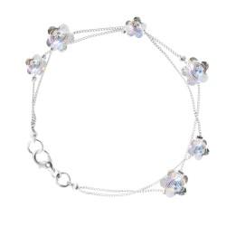 Bracelet fleurs So Charm...