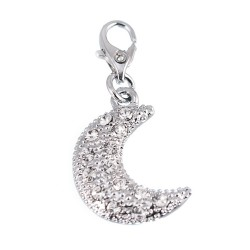 Charm Lune strass So Charm