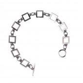 Bracelet Carré Porte-Charms So Charm