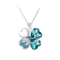 SoCharm blue clover SoCharm...