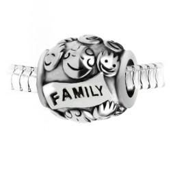 "Charm perle ""family"" en..."