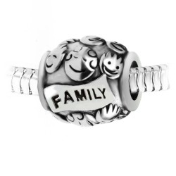 "Steel ""family"" pearl..."