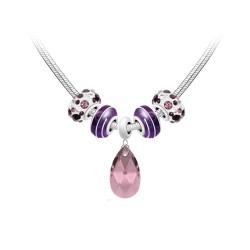 Collier de charms perles en...