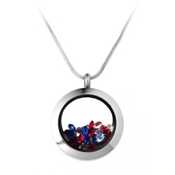 BR01 necklace with...
