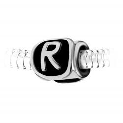 Charm perle lettre R en...