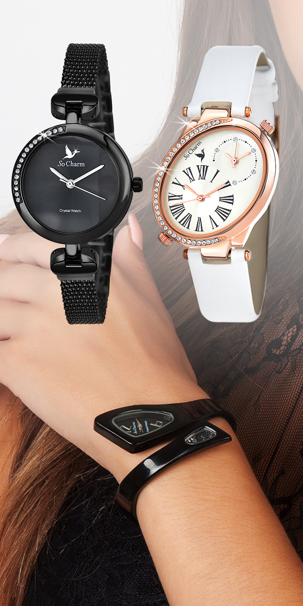 Montres femme So Charm